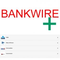 Bankovní převod PLUS