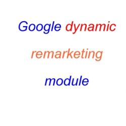 Google remarketing module