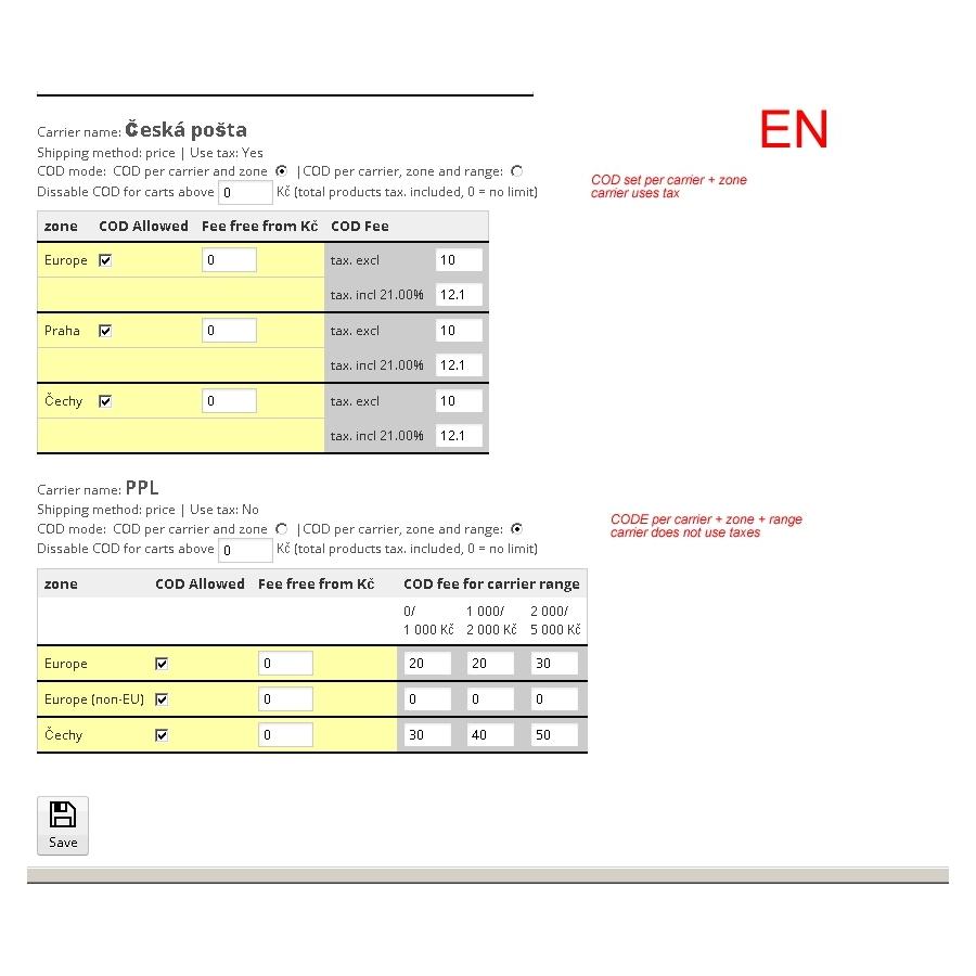 ee301ef3c Cash on delivery (COD) module for prestashop 1.5 and 1.6 ...